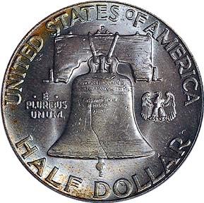 liberty half dollar